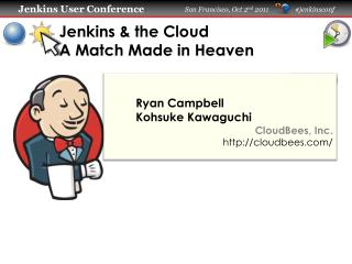 Jenkins & the Cloud A Match Made in Heaven