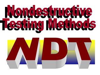 Nondestructive