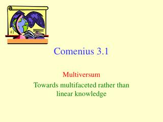 Comenius 3.1