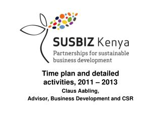 SUSBIZ Kenya