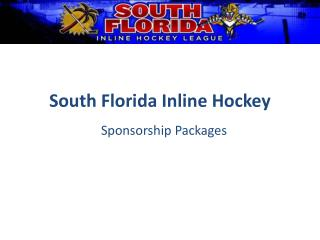 South Florida Inline Hockey