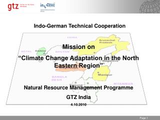 Indo-German Technical Cooperation Mission on