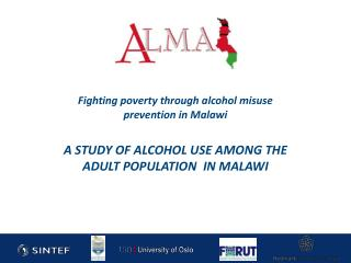 Fighting poverty through alcohol misuse prevention in  Malawi