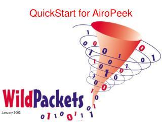 QuickStart for AiroPeek
