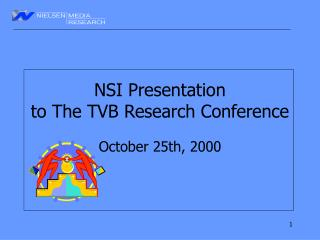 NSI Presentation  to The TVB Research Conference