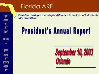 Florida ARF