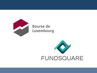 Le portail d'échange d'informations financières à Luxembourg
