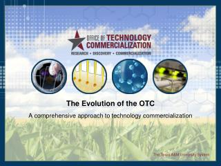 The Evolution of the OTC