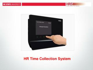 HR Time Collection System
