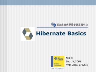 Hibernate Basics