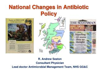National Changes in Antibiotic Policy