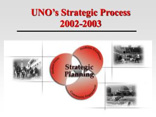 UNO s Strategic Process 2002-2003