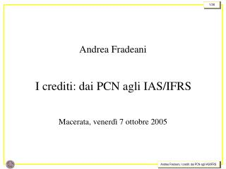 Andrea Fradeani
