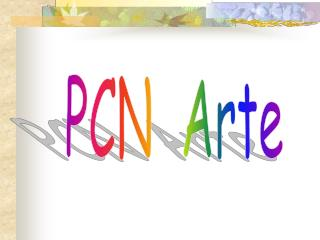 PCN  Arte