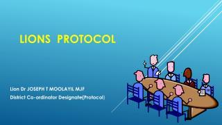 Lions  Protocol