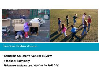Sure Start Children's Centres