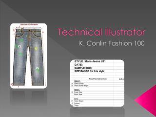 Technical Illustrator