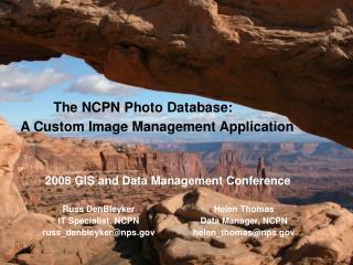 A Custom Image Management Application