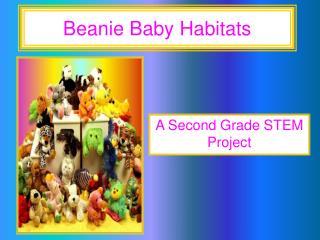 Beanie Baby Habitats