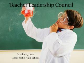 Teacher Leadership Council