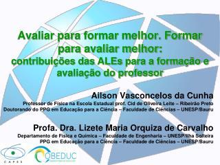 Ailson  Vasconcelos da Cunha