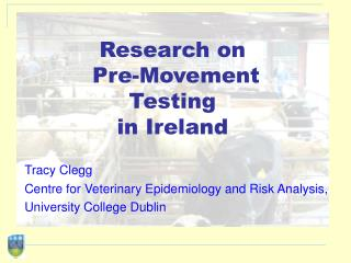 Research on  Pre-Movement Testing in Ireland