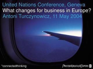 United Nations Conference, Geneva