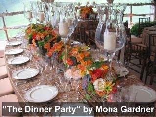 """The Dinner Party"" by Mona Gardner"