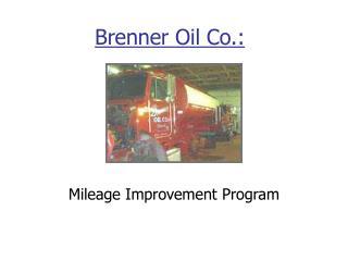 Brenner Oil Co.: