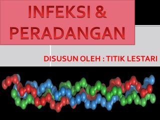 INFEKSI & PERADANGAN