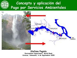 Concepto y aplicaci � n del Pago por Servicios Ambientales