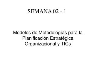 SEMANA 02 - 1