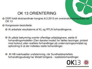 Ok 13 Orientering