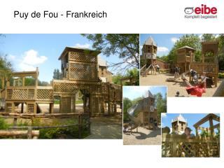 Puy  de  Fou  - Frankreich