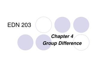 EDN 203