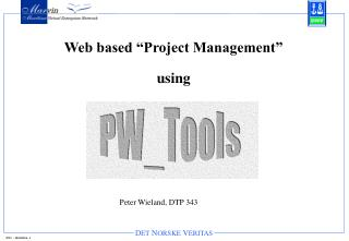 "Web based ""Project Management"" using"