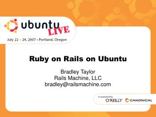 Ruby on Rails on Ubuntu