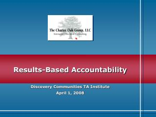 Results-Based Accountability