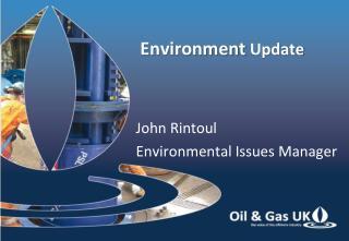 Environment  Update