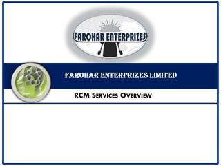 FAROHAR ENTERPRIZES LIMITED