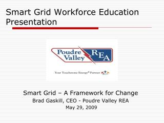 Smart Grid Workforce Education Presentation