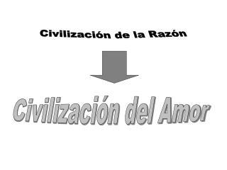 Civilizaci�n de la Raz�n