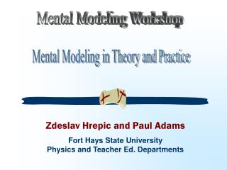 Mental Modeling Workshop