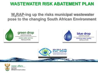 South African Water Services Regulation Approaches