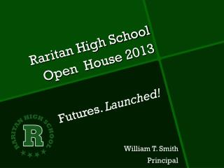 Raritan High School  Open  House 2013