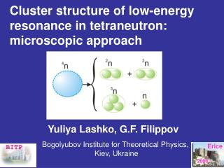 Cluster structure of low-energy resonance in tetraneutron: microscopic approach