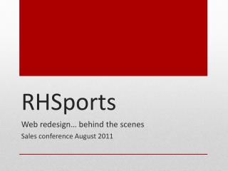 RHSports