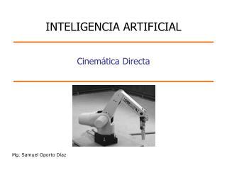 Cinem�tica Directa