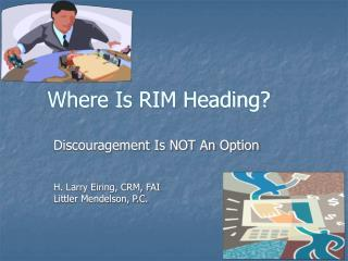 Where Is RIM Heading?