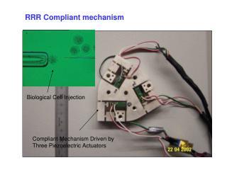 RRR Compliant mechanism